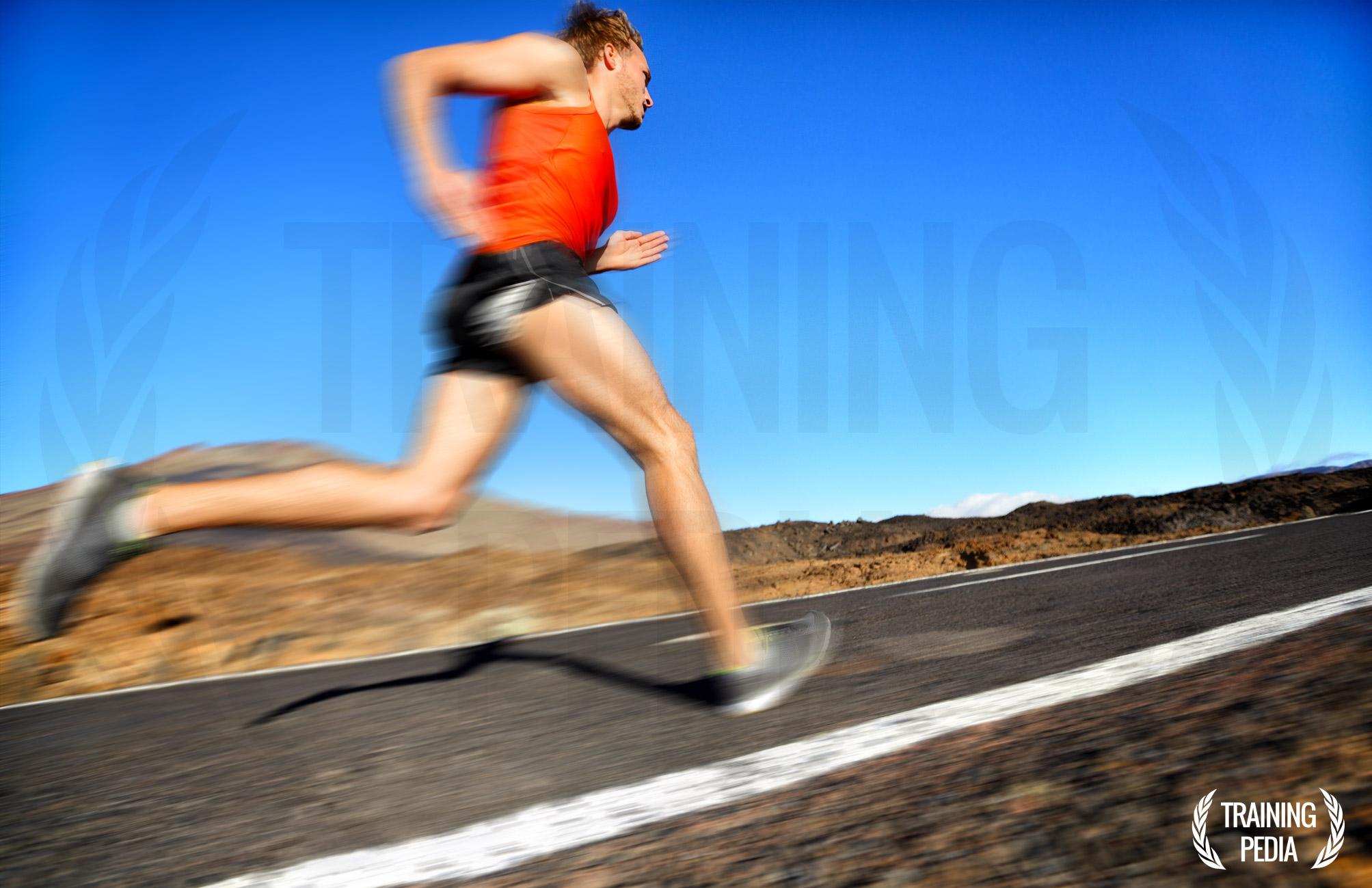 Come aumentare la velocità della corsa